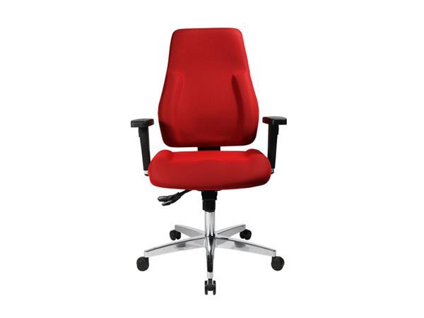 Bureaustoel+Topstar+Point+91+rood