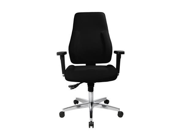 Bureaustoel+Topstar+Point+91+zwart