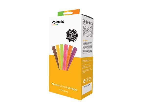 Candy Cartridges Polaroid 48stuks assorti