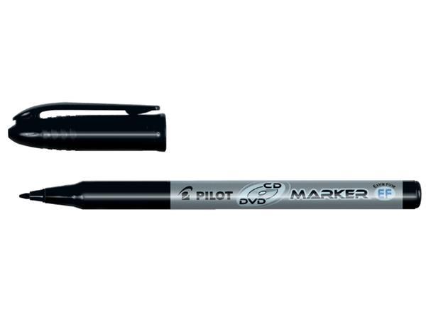 Cd marker PILOT Begreen 0.6mm zwart
