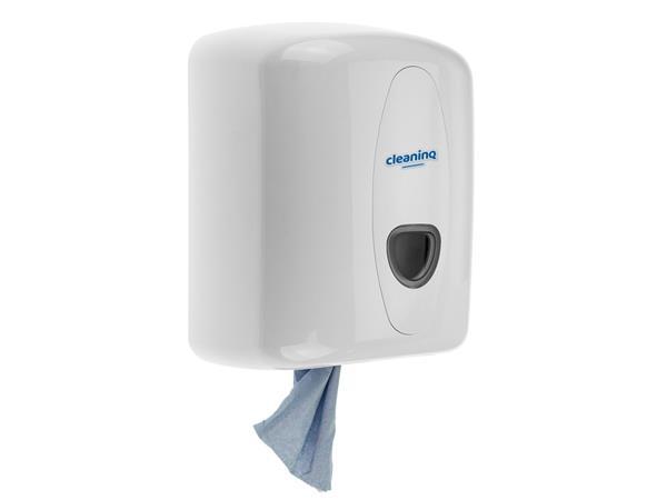 Cleaninq dispensers en supplies