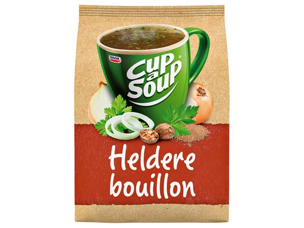 CUP+A+SOUP+TBV+DISPENSER+HELDERE+BOUILLON+40+PORTIES