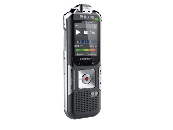 DIGITAL+VOICE+RECORDER+PHILIPS+DVT+6010