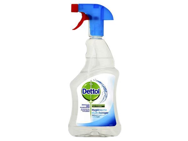 hygienische spray dettol 500ml
