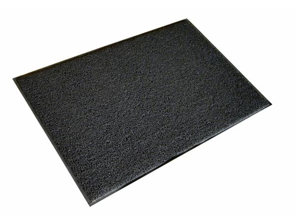 Deurmat Twistermat buiten 60x90cm grijs