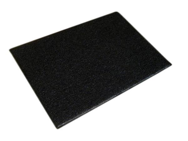Deurmat Twistermat buiten 60x90cm zwart