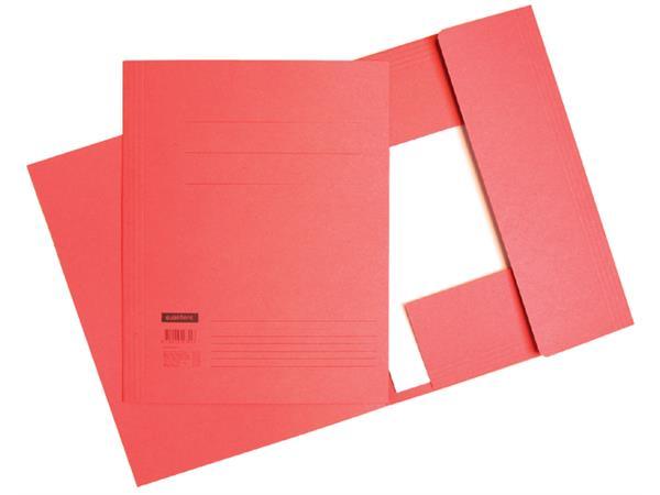 Dossiermap+Quantore+folio+320gr+rood