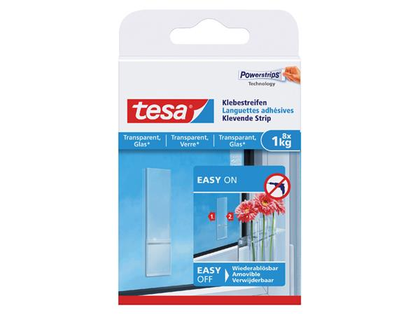 POWERSTRIP TESA TRANSPARANT 1KG