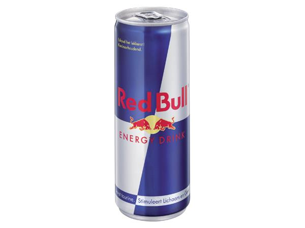 ENERGY+DRANK+RED+BULL+BLIKJE+0.25L