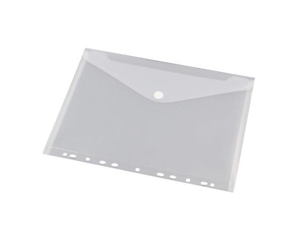 Enveloptas HF2 A4 ringbandpocket wit