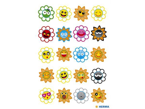 Etiket Herma crazy zonnen puffy