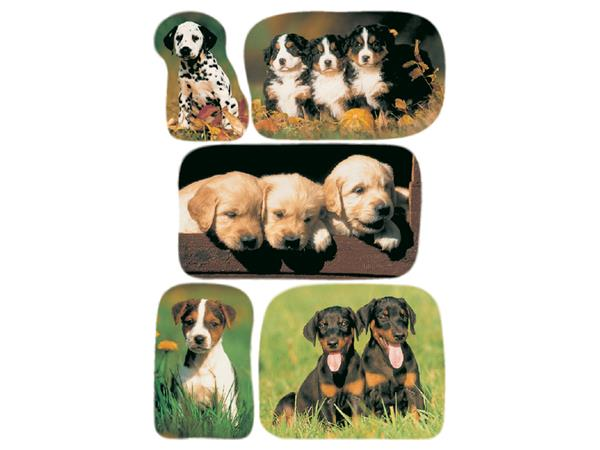Etiket+Herma+honden