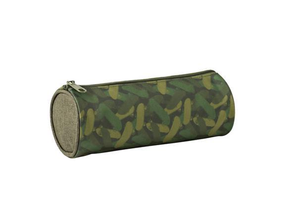 Etui Lannoo Mixed Designs camouflage rond 23cm