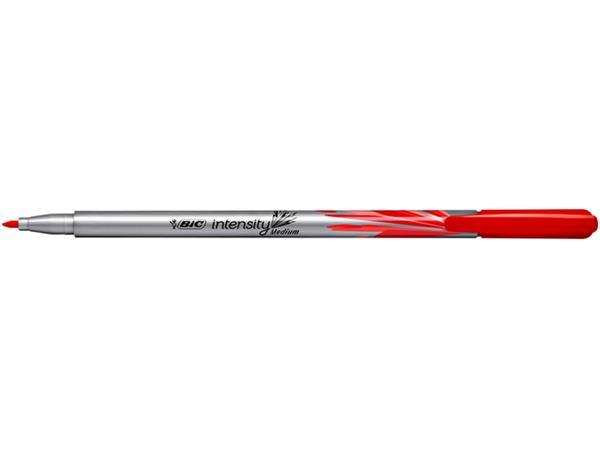 Fineliner Bic Intensity 0,7mm rood
