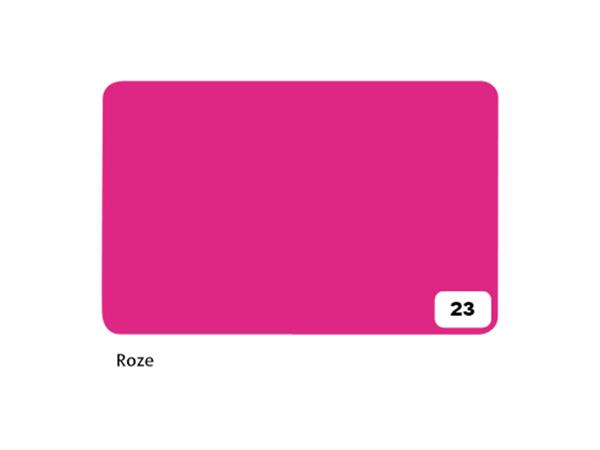 Fotokarton Folia 2zijdig 50x70cm 300gr nr23 roze