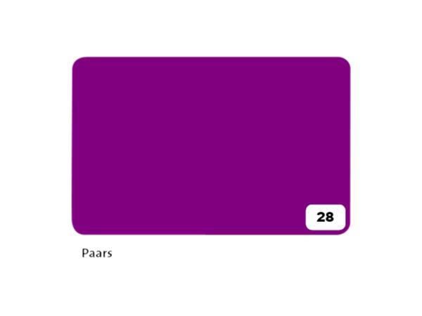 Fotokarton Folia 2zijdig 50x70cm 300gr nr28 paars