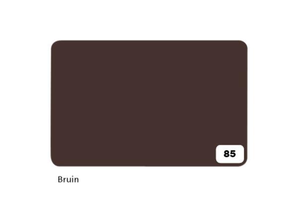 Fotokarton Folia 2zijdig 50x70cm 300gr nr85 bruin