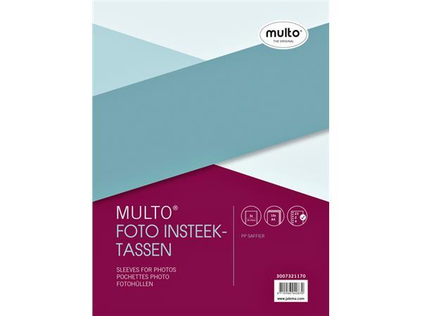 Fototas Multo 7321170 23-gaats 10x15cm 3vakken +strook