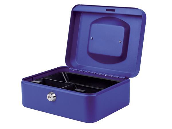 Geldkist Quantore 200x160x90 blauw