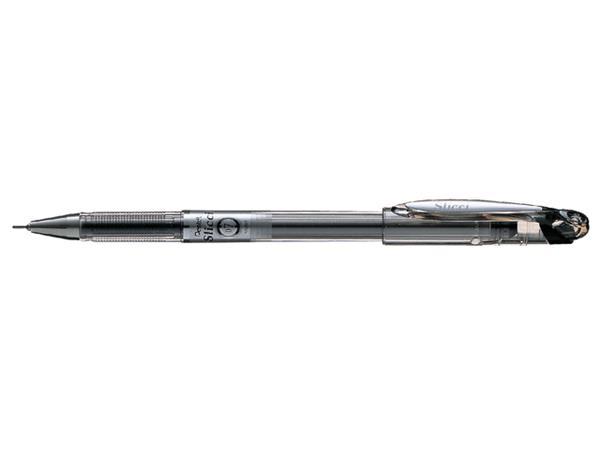 Gelschrijver Pentel slicci zwart 0.3mm