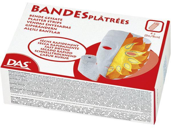 gipsverband das plastertrip 8cmx3m doos a 4 strips