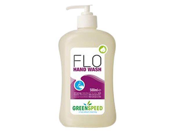 Handzeep Greenspeed Flo met pomp 500ml