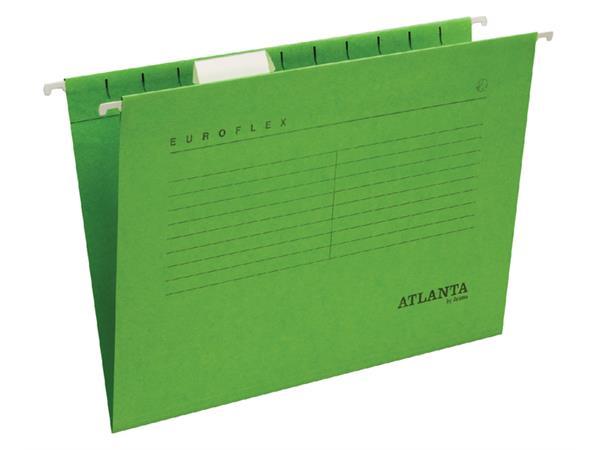 Hangmap Euroflex A6527-425 A4 V-bodem groen