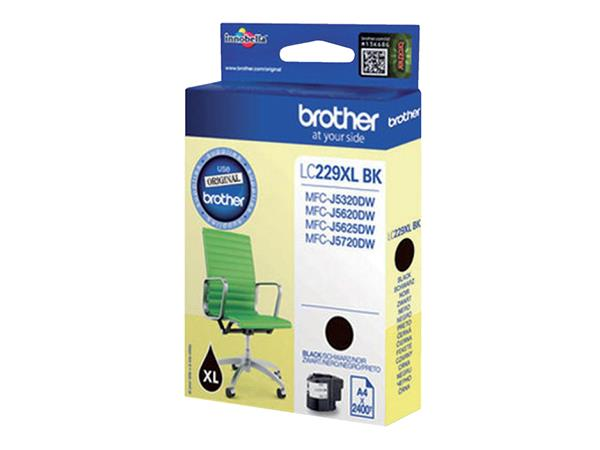INKCARTRIDGE BROTHER LC-229XL ZWART