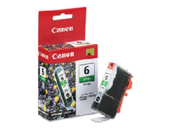 Inktcartridge Canon BCI-6 groen