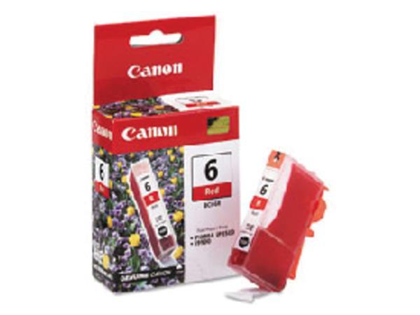 Inktcartridge Canon BCI-6 rood