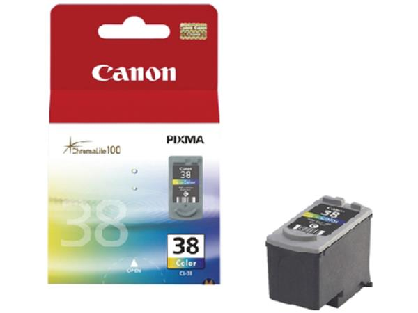 Inktcartridge Canon CL-38 kleur