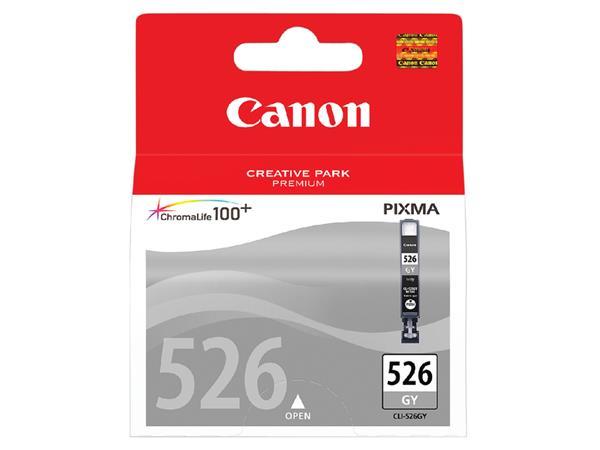 Inkcartridge Canon CLI-526 grijs