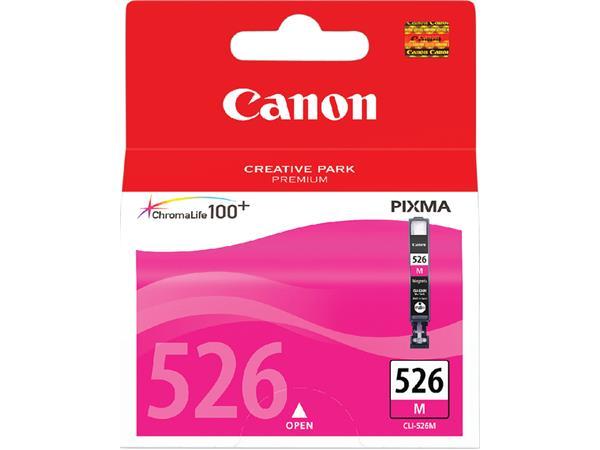 Inktcartridge Canon CLI-526 rood