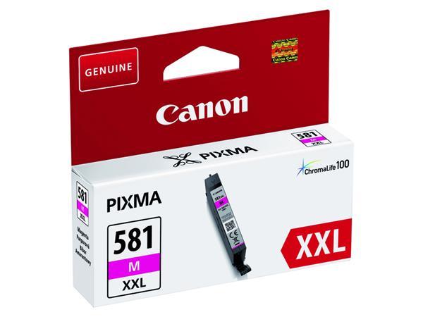 Inktcartridge Canon CLI-581XXL rood EHC