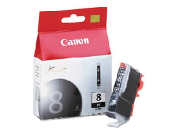 Inkcartridge Canon CLI-8 zwart