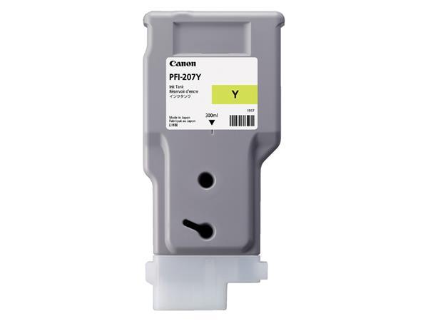 Inktcartridge Canon PFI-207 geel