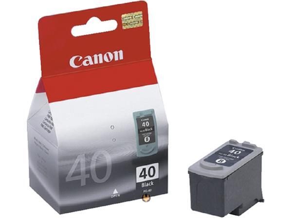 Inktcartridge Canon PG-40 zwart