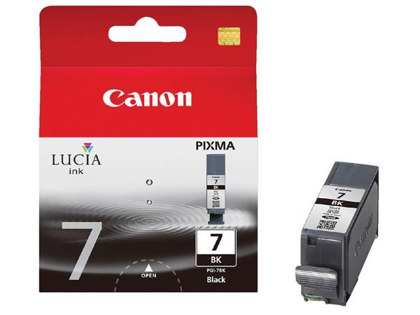 Inktcartridge Canon PGI-7 zwart