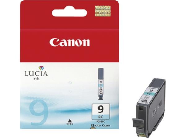 Inkcartridge Canon PGI-9 foto blauw
