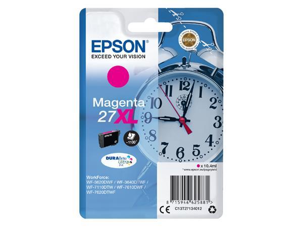 Inktcartridge Epson 27XL T2713 rood HC