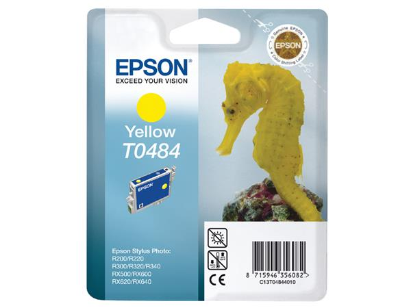 Inktcartridge Epson T0484 geel