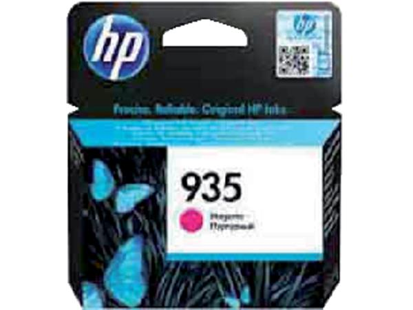 Inkcartridge HP C2P21AE 935 rood