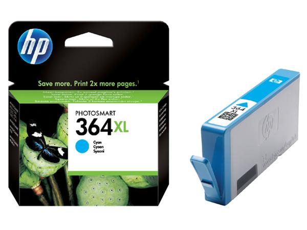 INKCARTRIDGE HP 364XL CB323EE HC BLAUW