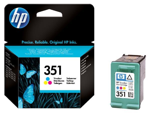 INKCARTRIDGE HP 351 CB337EE KLEUR