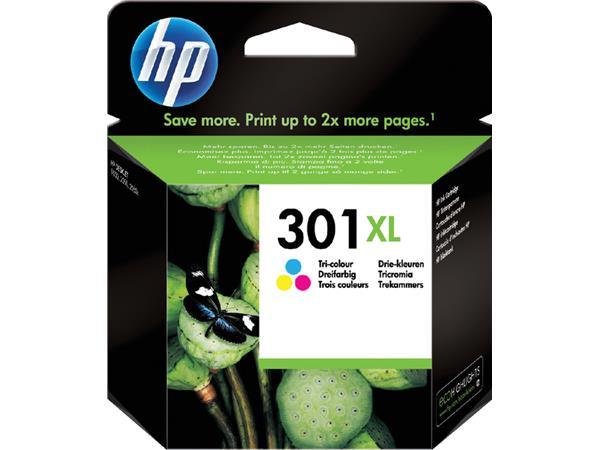 Inktcartridge HP 301XL CH564EE HC kleur