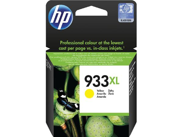 INKCARTRIDGE HP 933XL CN056AE HC GEEL