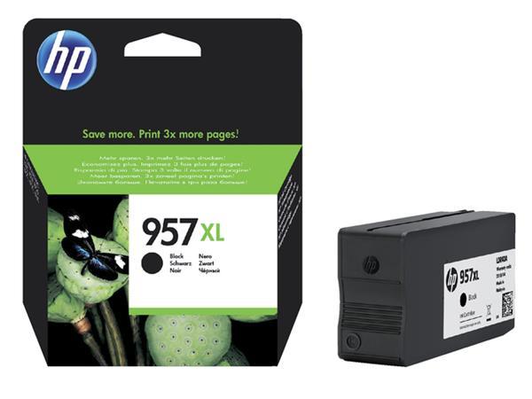 INKCARTRIDGE HP 957XL L0R40AE HC ZWART