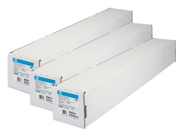 INKJETPAPIER HP Q1398A 1067MMX45.7M 80GR