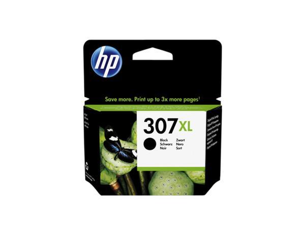 Inktcartridge HP 3YM64AE 307XL zwart