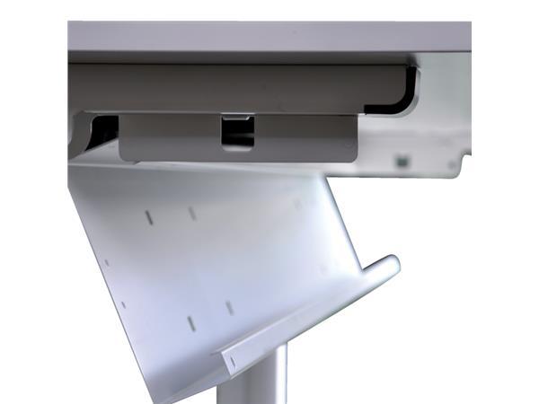 Kabelgoot NPO universeel 180cm aluminiumlook